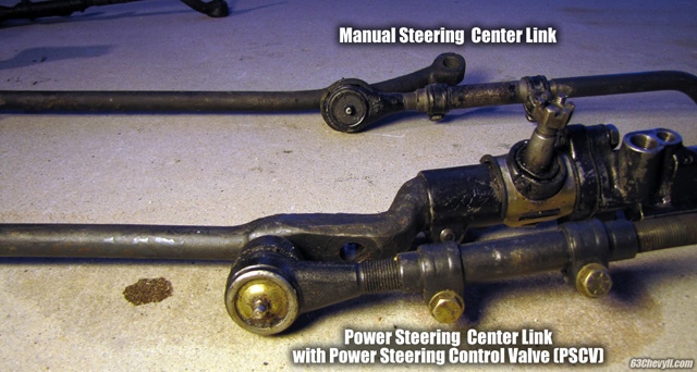 manual steering rack vs power steering