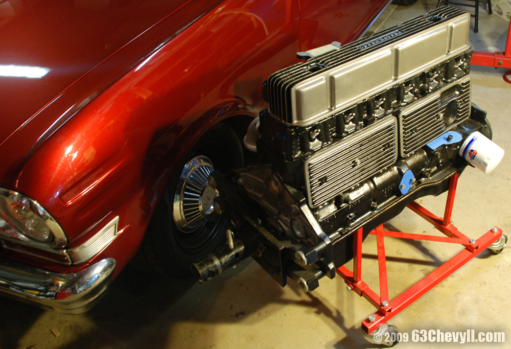 Inline 6 intake and header options [Archive] - Chevy Nova Forum