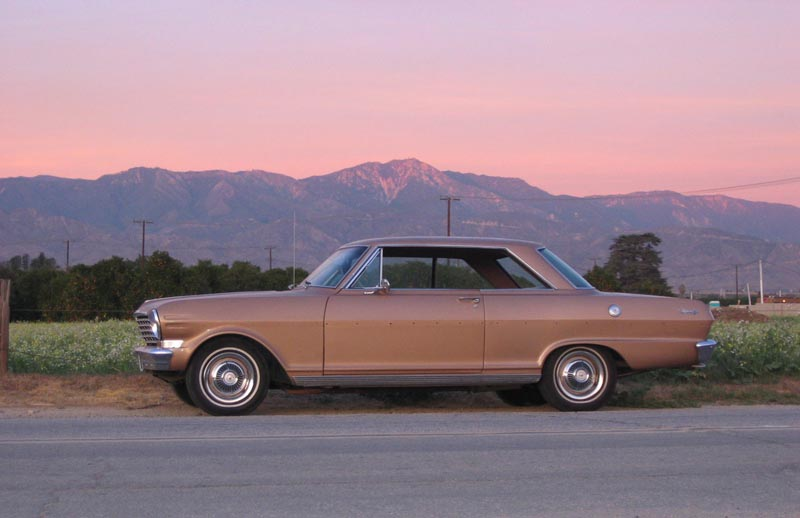 1963 Chevy II - The BangShift com Forums